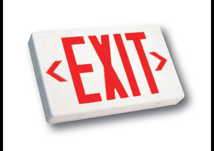 Exit/Emergency Lighting
